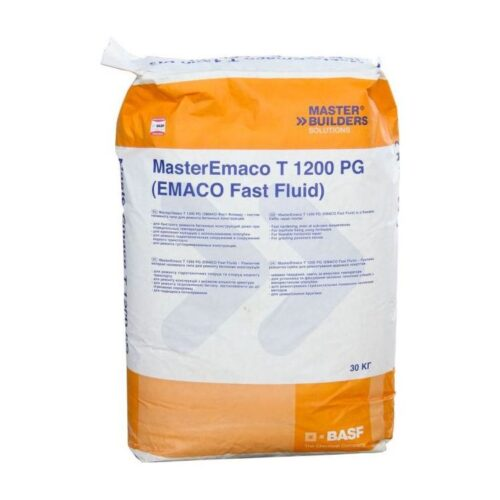 Басф Мастер Эмако Т 1200 PG ( BASF Master Emaco T 1200 PG / EMACO Fast Fluid )