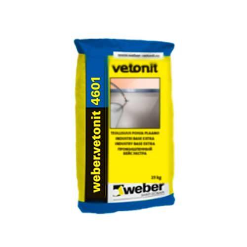 Базовый промышленный наливной пол Weber — Weber.Vetonit 4601