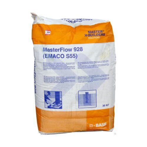 БАСФ Мастерфлоу 928 - Эмако С55 ( BASF Masterflow 928 - EMACO S55 )