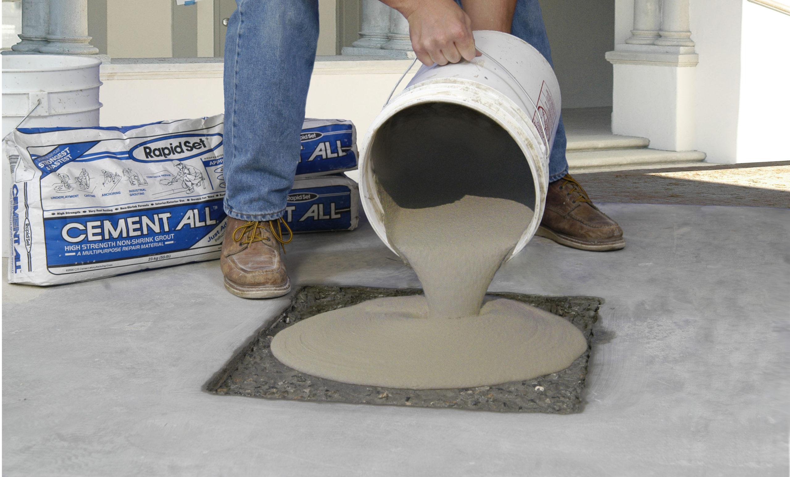 рапид бетон